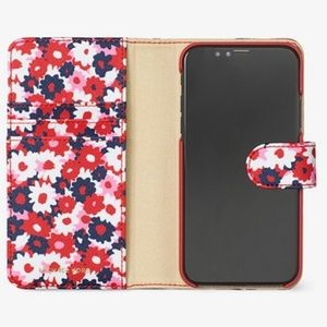 MICHAEL KORS Carnation Folio Case IPhone X